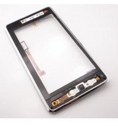 Huawei Ideos S7 Táctil + Marco negro original