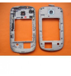 Samsung S5570 Galaxy Mini original silver middle frame