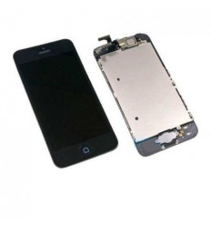 iPhone 5 original black lcd with touch screen with home butt
