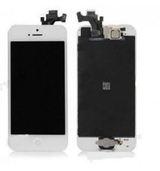 iPhone 5 LCD Completo + Componentes Original blanco retina