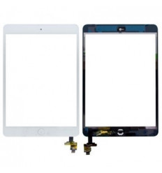 iPad Mini táctil blanco con conector ic