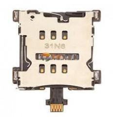 HTC One M7 801E original sim card reader flex cable