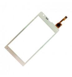 Sony Xperia SP M35H C5303 Pantalla táctil blanca original