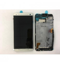 Htc One M7 801E original white display lcd with touch screen
