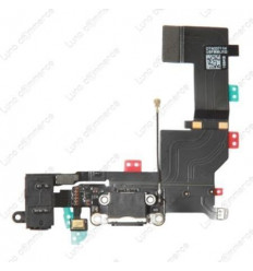 iPhone 5s original black plug in connector flex cable