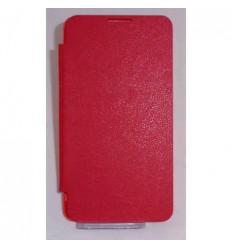 Samsung Galaxy Note 3 N9000 Flip Cover Roja