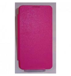 Samsung Galaxy Note 3 N9000 Flip Cover rosa