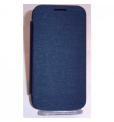 Samsung Galaxy Ace 3 GT S7270 Flip cover azul marino