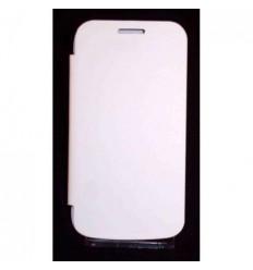 Samsung Galaxy Ace 3 GT S7270 Flip cover blanca