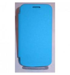 Samsung Galaxy Ace 3 GT S7270 Flip cover azul celeste