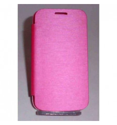 Samsung Galaxy Ace 3 GT S7270 Flip cover rosa