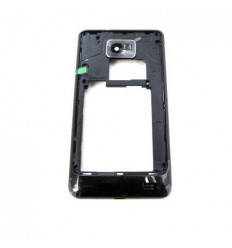 Samsung Galaxy S2 I9100 Carcasa trasera negra original