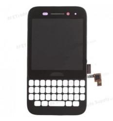Blackberry Q5 001/111 Pantalla Lcd+ Táctil negro + Marco ori