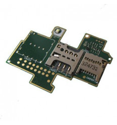 Sony Xperia M C1904 C1905 original sim card reader flex cabl