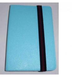 "Funda Tablet Univ. 6"" Liso azul celeste Velcro Restraint Sys"