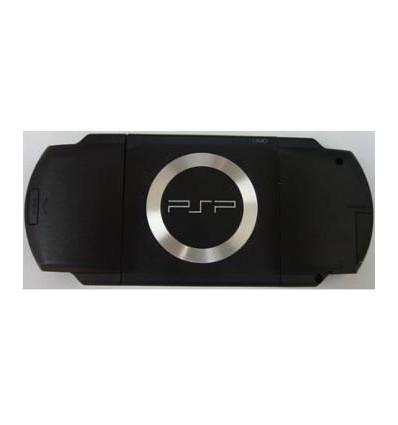 Carcasa inferior PSP FAT negra