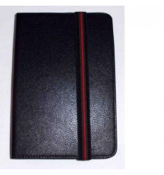 "Univ Tablet Case 7 "" Smooth black Velcro Restraint System"