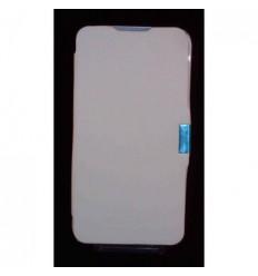 Sony Xperia Z1 L39H Flip Cover con iman blanco
