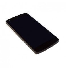 LG Nexus 5 D820 negro Pantalla LCD + Táctil+ Marco original
