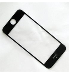 iPhone 5 Cristal negro compatible