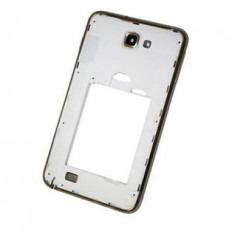 Samsung Galaxy Note N7000 Carcasa central blanca original