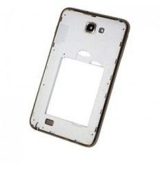 Samsung Galaxy Note N7000 original white middle frame