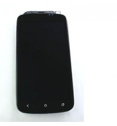 HTC One S Z520E LCD + Táctil + Marco Negro original