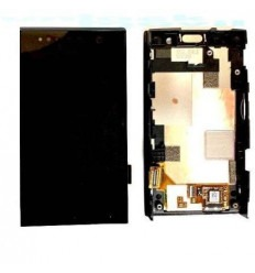 Sony Ericsson Xperia U ST25I original black lcd with touch s