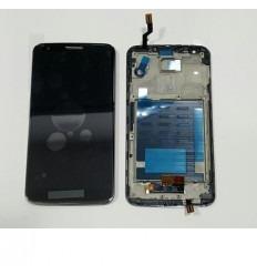 LG D802 Optimus G2 Pantalla lcd + Táctil + Marco negro origi