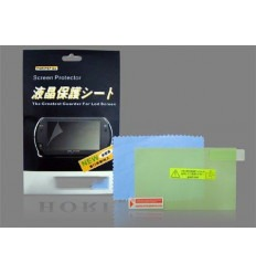 PSP GO Screen Protector-black Hori