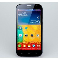 "Smartphone Iron 5 Venom 5"" AndroidD 4.2 Quad Core 1.2GHZ Neg"