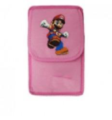 Funda SUPER MARIO Rosa Nintendo DSI-DS Lite