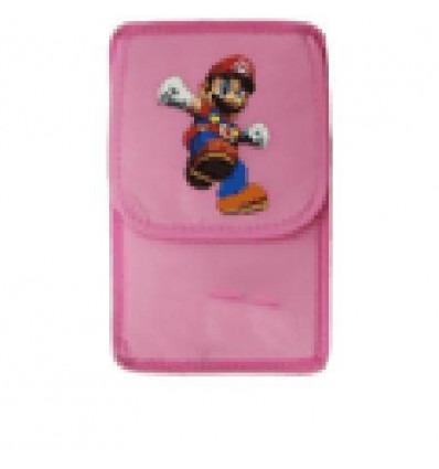 SUPER MARIO bag Pink Nintendo DS Lite-DSI