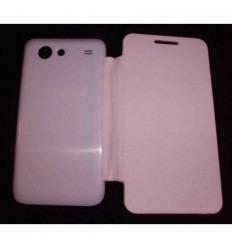 Samsung Galaxy S Advance I9070 FLIP Cover Rosa