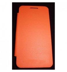 Samsung Galaxy S Advance I9070 FLIP Cover Naranja