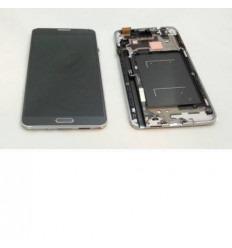 Samsung Galaxy Note 3 N9005 LCD + Táctil negro + Marco origi