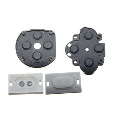 PSP FAT Replacement rubber buttons