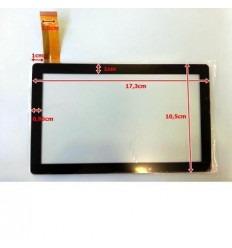 """Pantalla Táctil repuesto Tablet China 7"""" Modelo 6"""