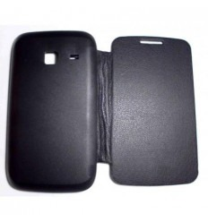 Samsung Galaxy Young Duos S6102 Flip Cover negro