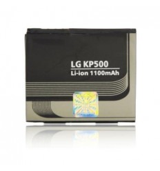 Batería LG KP500 KP501 Cookie 1100M/AH LI-ION BS Premium