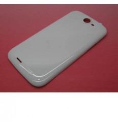 "Carcasa Trasera Smartphone Venom 5"" Iron 5 Blanca"