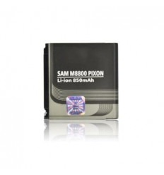 Batería Samsung M8800 Pixon/F490/F700 850M/AH LI-ION Blue St