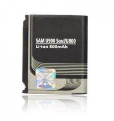 Batería Samsung U800 U900 L170 L810 S7330 Z240 800MAH