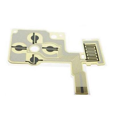 Sensor botón L y dirección de repuesto para tu PSP FAT