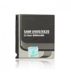 Batería Samsung U600 X820 D830 600M/AH LI-ION BLUE STAR