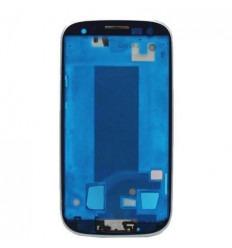 Samsung Galaxy S3 I9305 Marco frontal negro original