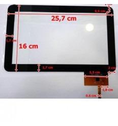 """Pantalla Táctil Repuesto tablet china 9"""" Modelo 4"""