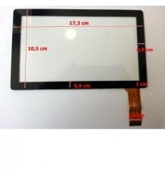 """Pantalla táctil repuesto tablet china 7"""" modelo 10"""