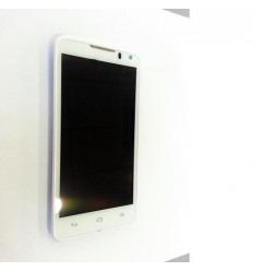 Huawei Ascend D1 QUAD XL U9500 LCD + Táctil + Marco Blanco o