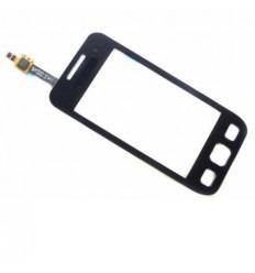 Samsung C6712 SATAR II Duos Pantalla táctil negra original
